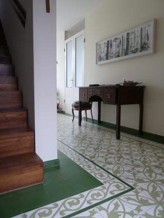 via zementmosaikplatten naturbau ammerseenaturbau ammersee. Black Bedroom Furniture Sets. Home Design Ideas